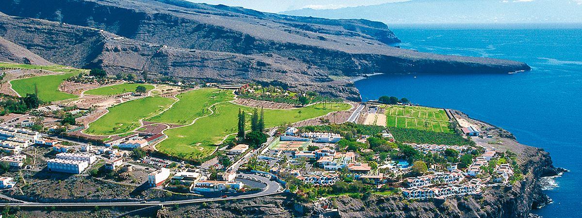 Mapa hotel jard n tecina for Hotel jardin tecina la gomera