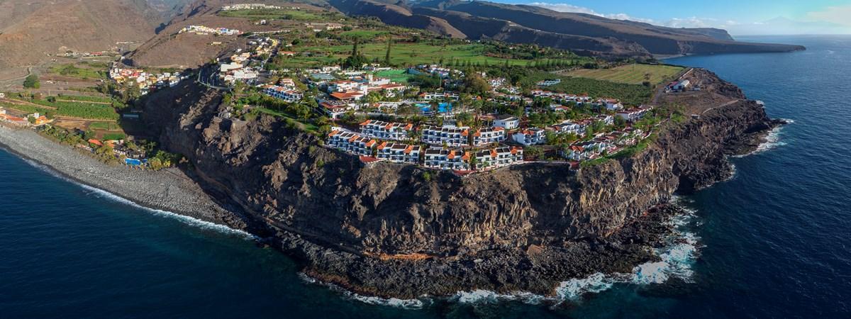 Hotel jard n tecina la gomera canary islands for Jardin tecina gomera