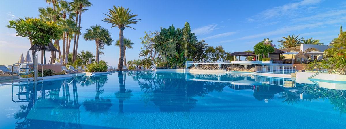 Hotel Jardin Tecina La Gomera Canary Islands