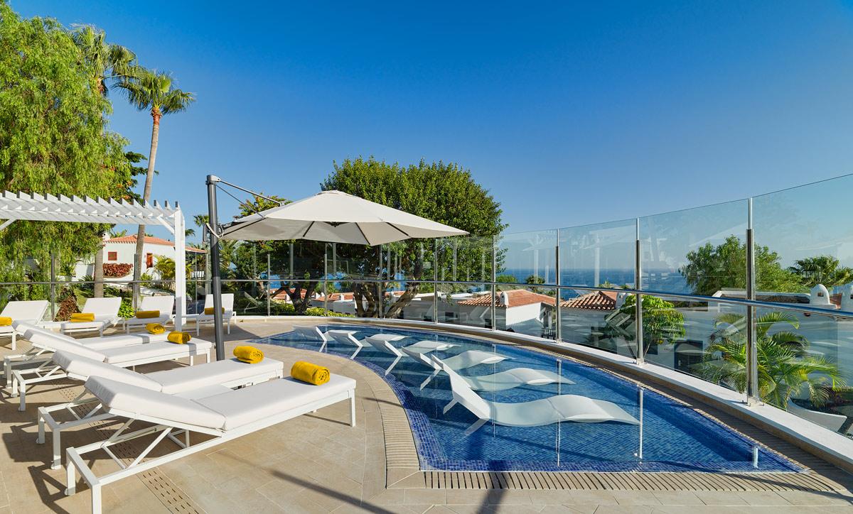 Spa jardin affordable vritable valeur ajoute le spa cr for Jardin tecina booking