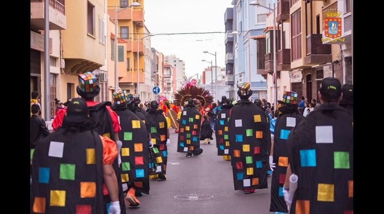 Carnaval en La Gomera